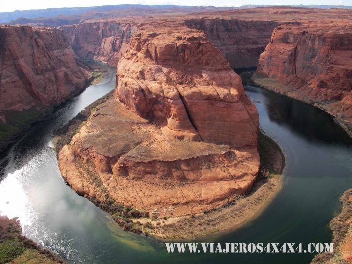 Horseshoe Bend, Arizona - Viajeros4x4x4